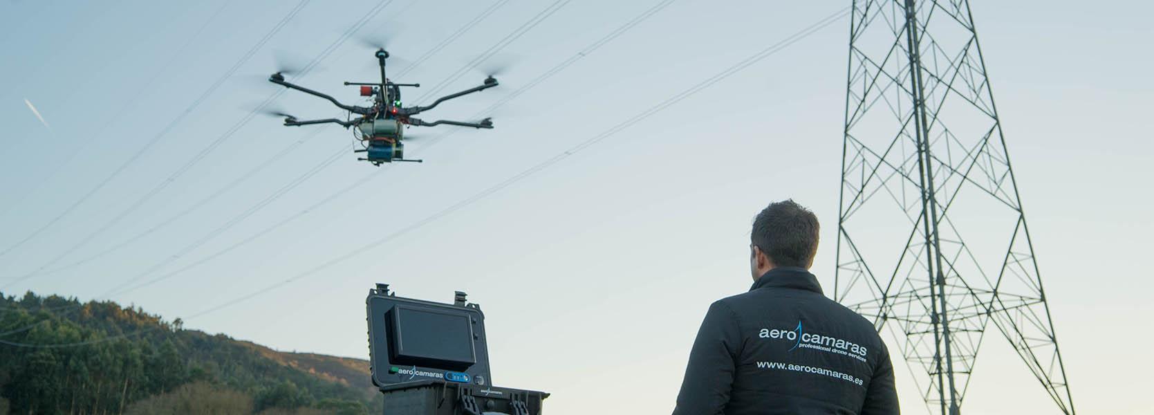 AEROCAMARAS - Especialistas en Drones